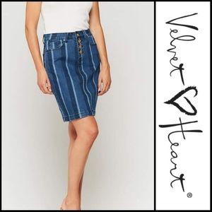 Velvet Heart Menna Classic Skirt